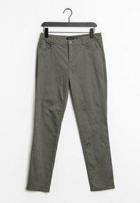 HALLHUBER - Straight leg jeans - green - 0