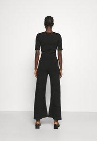 Fashion Union - REAS - Overal - black - 2