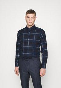 Seidensticker - Shirt - dark blue - 0
