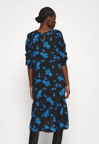Lindex - DRESS MYNTA - Sukienka letnia - black - 2