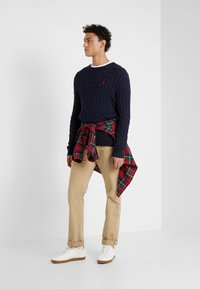 Polo Ralph Lauren - CABLE - Maglione - hunter navy - 1