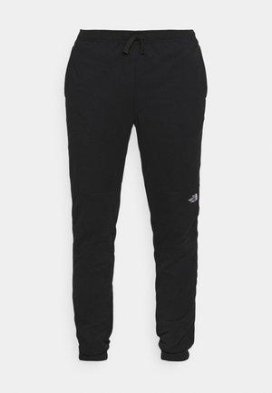 GLACIER PANT - Tracksuit bottoms - black