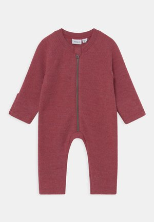 NBFWMINO  - Jumpsuit - earth red
