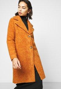 ONLY Petite - ONLVICKI LIFE COAT - Cappotto classico - pumpkin spice - 3