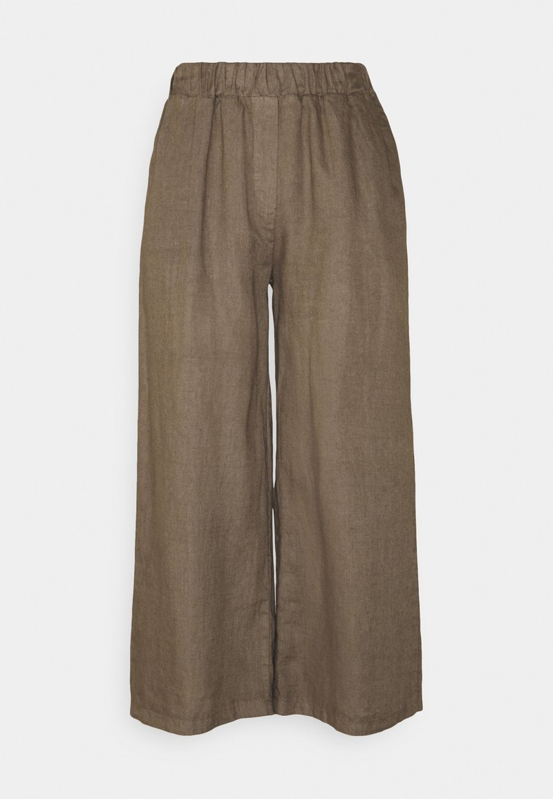 by-bar - INES PANT - Trousers - sepia