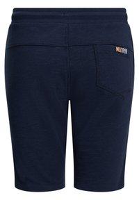 WE Fashion - MET TAPEDETAIL - Shorts - dark blue - 5