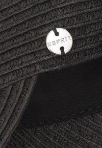 Esprit - SOLID VISOR - Cap - black - 3