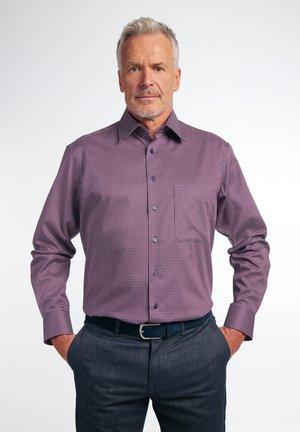 COMFORT FIT - Shirt - rot/marine