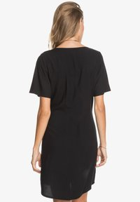 Roxy - ALL EYES ON LOVE - Day dress - anthracite - 2