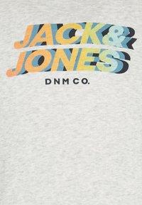 Jack & Jones - JORSTRONG HOOD - Luvtröja - white melange - 5
