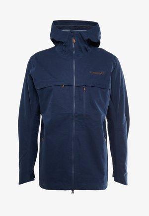 SVALBARD JACKET - Outdoor jakke - indigo night