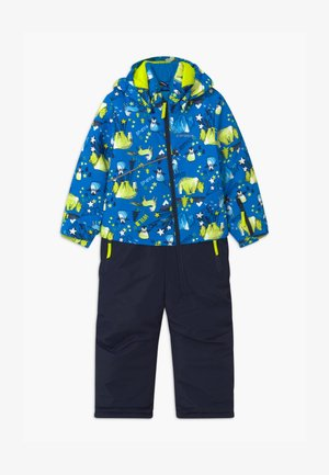 JIZAN UNISEX - Snowsuit - royal blue