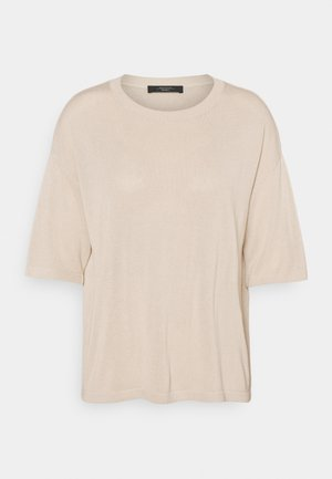 LOLLO - T-Shirt basic - ton