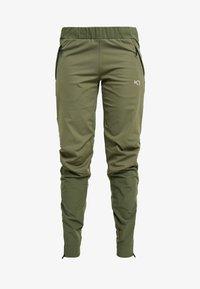 KariTraa - SIGNE PANTS - Outdoorové kalhoty - twig - 4