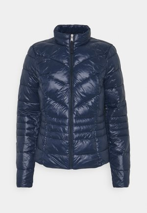 VMSORAYASIV SHORT JACKET - Lett jakke - dark blue