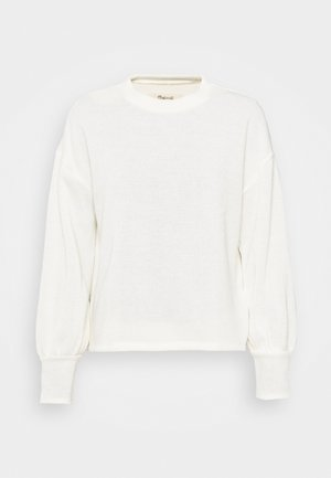 CHARLES BONDED - Jumper - antique cream