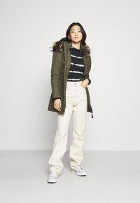 ONLY - ONLIRIS  - Winter coat - grape leaf - 1
