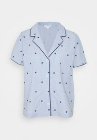 GAP - POPLIN - Pyjama top - blue - 0
