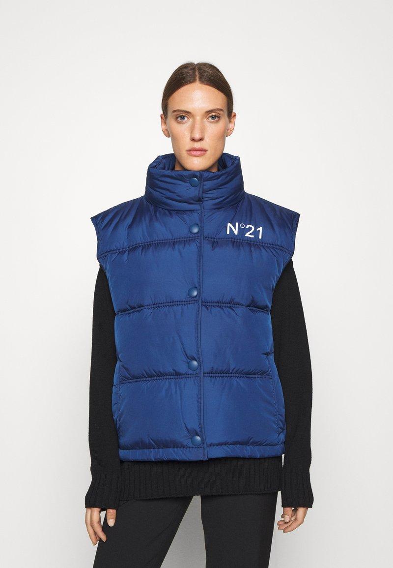 N°21 - EXCLUSIVE VEST - Chaleco - blue navy