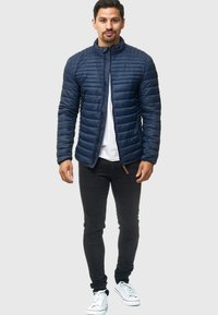 INDICODE JEANS - REGULAR FIT - Light jacket - navy - 1