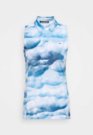 DENA SLEEVELESS GOLF - Top - cloud midnight/summer blue