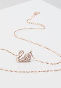 Swarovski - SWAN NECKLACE  - Collar - crystal - 3