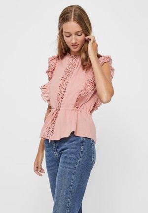 Bluse - rosette