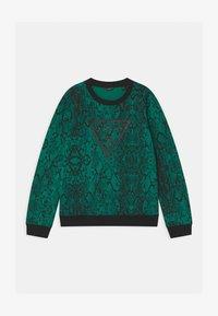 Guess - JUNIOR ACTIVE - Sweatshirt - green - 0