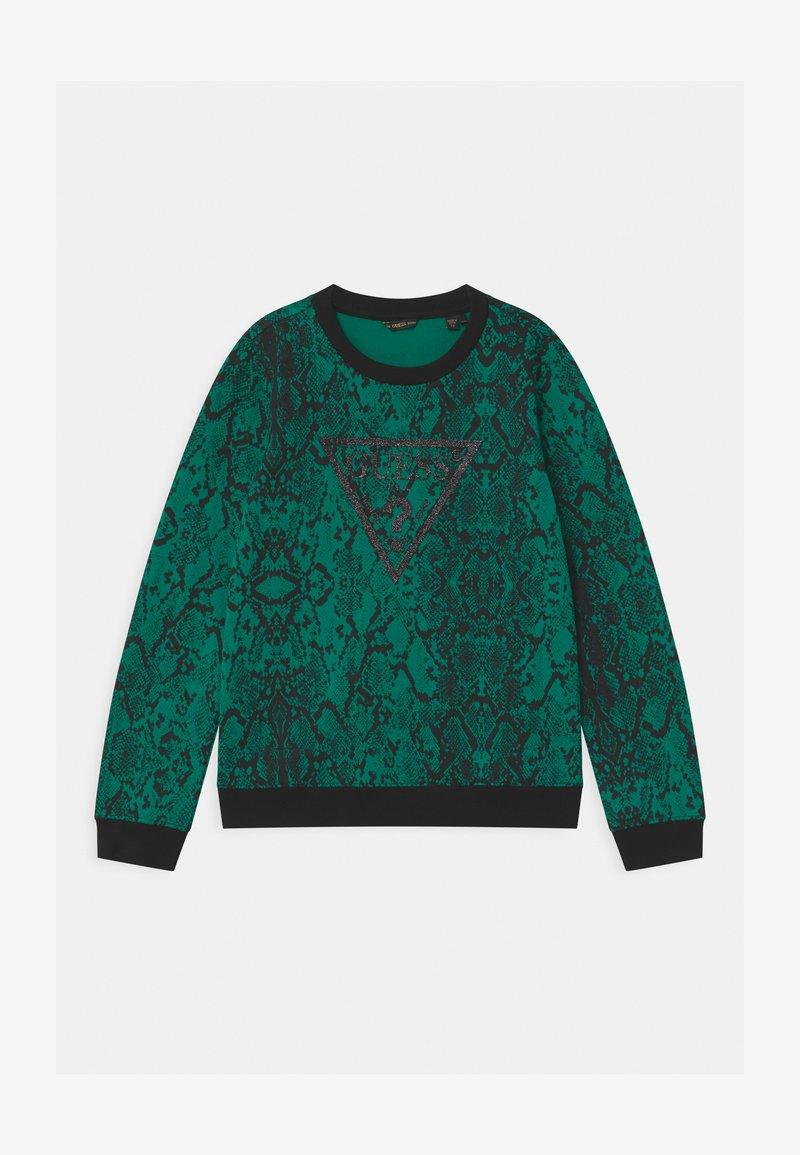 Guess - JUNIOR ACTIVE - Sweatshirt - green