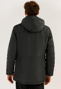 Finn Flare - MIT MODISCHEM DESIGN - Winter jacket - graphite - 2