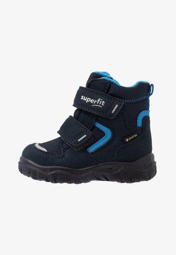 HUSKY - Baby shoes - blau