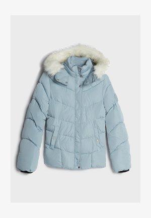Down jacket - light blue