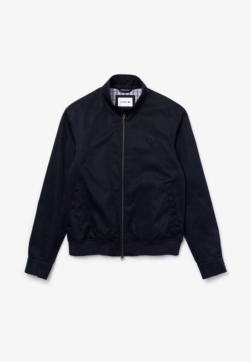 Lacoste - BH5314 - Outdoor jacket - bleu marine