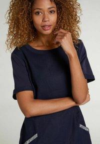 Oui - Jersey dress - nightsky - 3