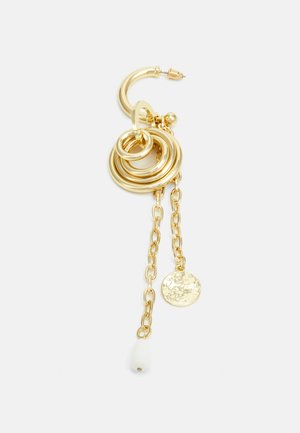 KLIMA - Earrings - gold-coloured