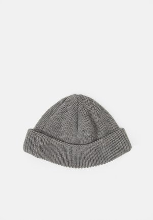 MICRO BEANIE UNISEX - Bonnet - grey heather