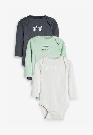 Cadeau de naissance - grey