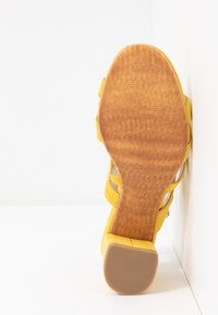 Marco Tozzi - Sandals - yellow - 6