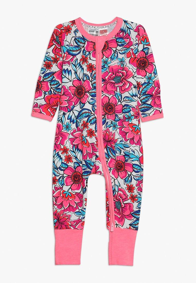 Bonds - ZIP WONDERSUIT BABY - Overall / Jumpsuit /Buksedragter - pink