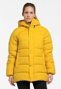 Haglöfs - NÄS DOWN JACKET  - Down jacket - pumpkin yellow - 0