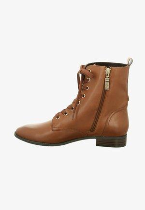 SENA - Ankle boots - cognac