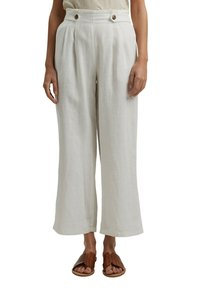 Esprit - Trousers - off white - 0