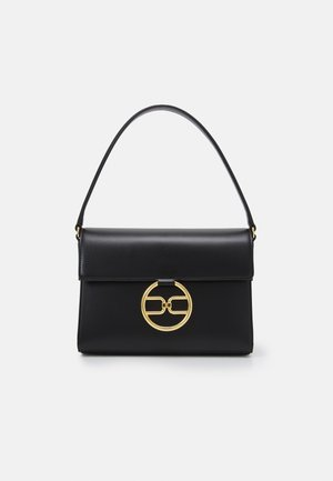 RING LOGO SHOULDER BAG - Handbag - nero