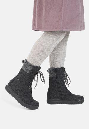 REKI GORE-TEX - Snowboots  - dark grey