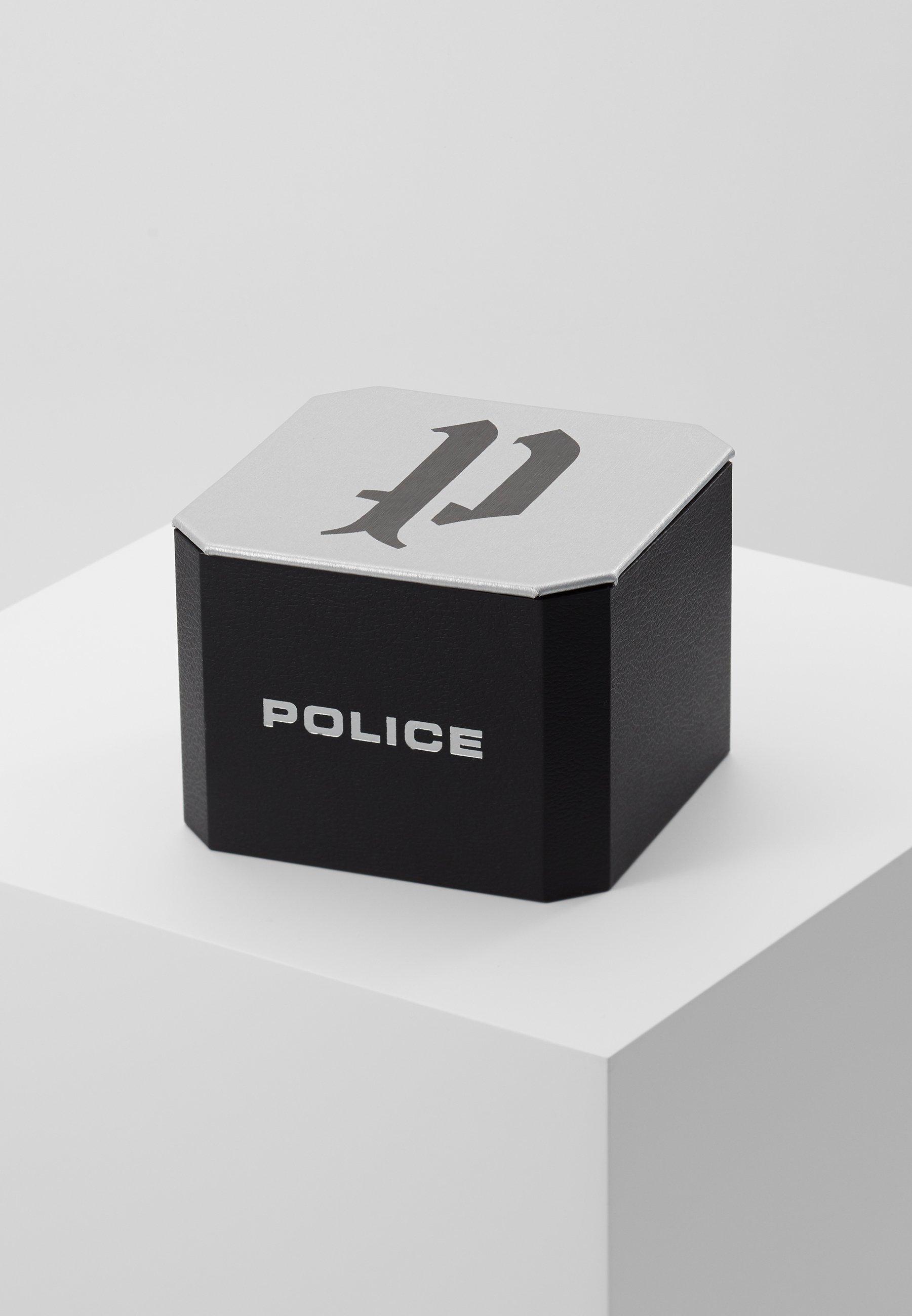 Police KONSO - Armbånd - green/sølv 3kVvjxxbTvUII2K