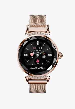 Smartwatch - złoty