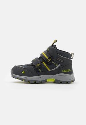 HOVET TEX UNISEX - Outdoorschoenen - grey/lime