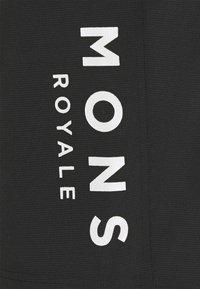 Mons Royale - MOMENTUM 2.0 BIKE SHORTS - kurze Sporthose - black - 2