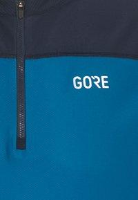 Gore Wear - ZIP - Wielershirt - sphere blue/orbit blue - 2