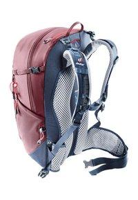 Deuter - TRAIL - Hiking rucksack - blackberry - 1